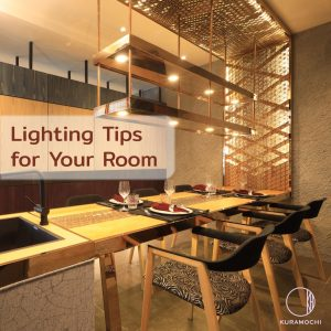 Lighting Tips for Your Room